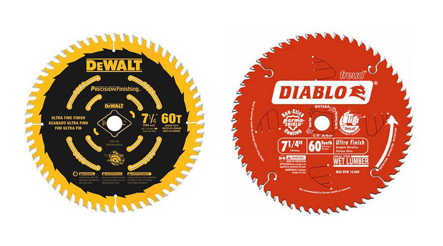 Best 7 1 4 Circular Saw Blades Toolsist Com